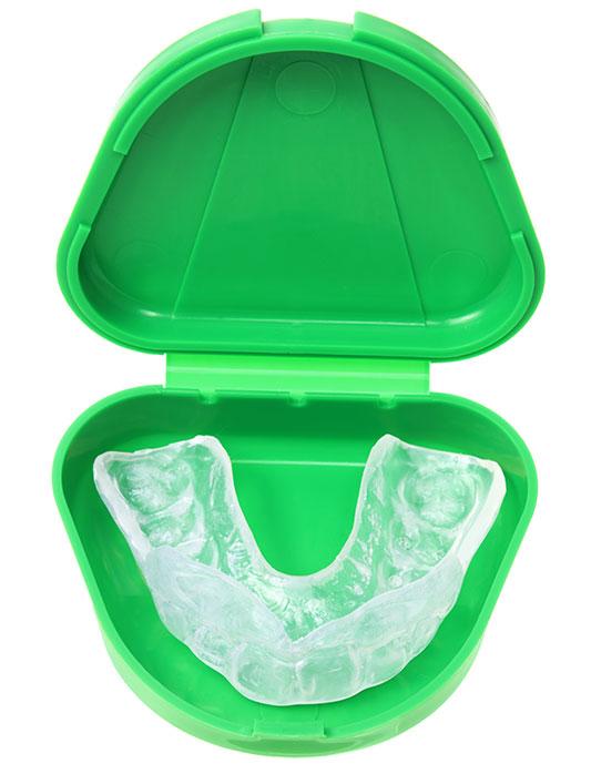 Bite Splint/Nightguard | Orthodontic Dentist Kalamazoo, MI | Karen Mitchell Dentistry