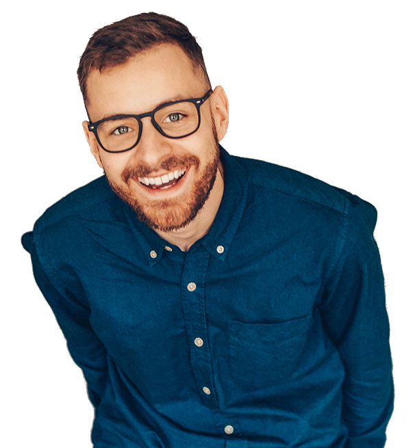 Smiling Isolated Man | Quality Dentist Kalamazoo, MI | Karen Mitchell Dentistry